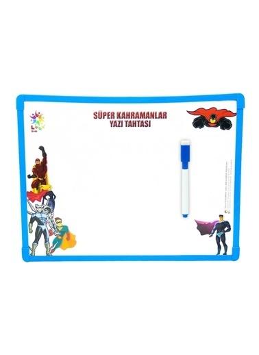 Laço Kids Laço Kids Süper Kahramanlar Yazı Tahtası Renkli